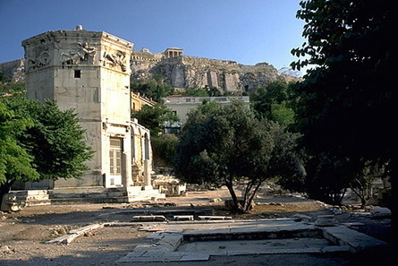 Ancient Tower of Winds in Athens Opens to Visitors | GreekReporter.com | Visit Ancient Greece | Scoop.it