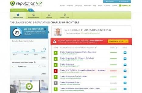 Recherche d'emploi : multipliez vos chances grâce à l'e-réputation | Reputation VIP | Recrutement et RH 2.0 l'Information | Scoop.it