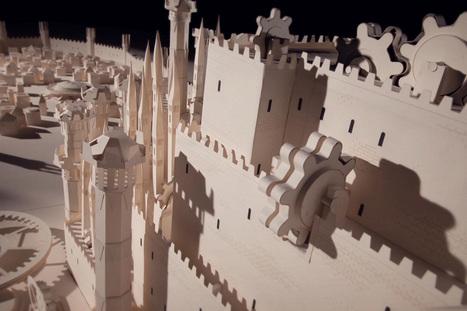 La arquitectura de Juego de Tronos y sus paisajes | Educacion | Scoop.it