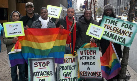 40 Nations Where Being Gay Is Still a Crime | Countries stance on anti gay laws | Scoop.it