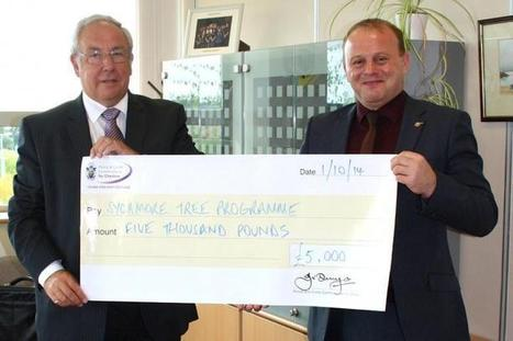 £5000 to helps offenders turn over new leaf - Wilmslow.co.uk   Prison Fellowship   Scoop.it