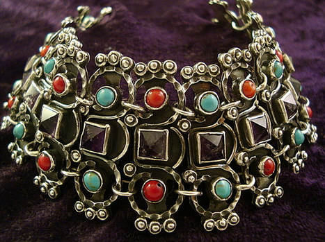 The Poulat Bracelet | Taxco.925 Mexican Silver Store | Scoop.it