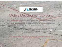 Mobile Development Experts | Mobile App Development | Scoop.it