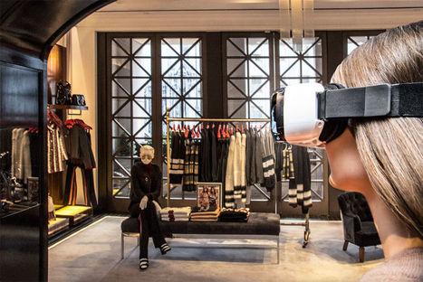 Tommy Hilfiger propose une expérience immersive dans ses magasins - | Anne Balas-Klein - Fashion & Luxury Business | Scoop.it