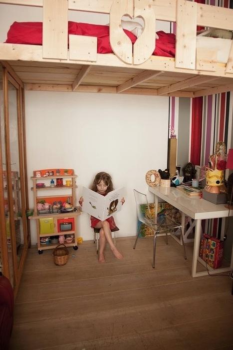 HABITACIÓN EN LAS ALTURAS/ ROOM IN THE HEIGHTS | Todo sobre muebles,mobiliario y el mueble. | Scoop.it