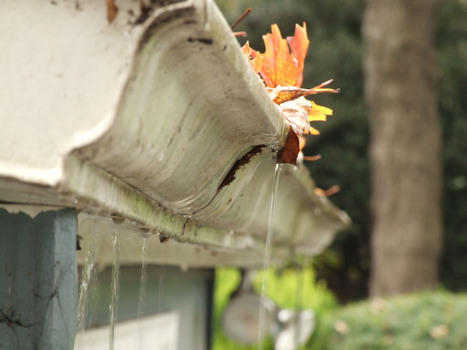 How Often Should You Clean Your Gutters? | Gutter Repair System | Scoop.it