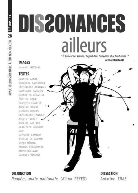 "Appel à textes Revue Dissonances #30 : ""QUE DU BONHEUR !"" #Deadline : 15 fev. 
