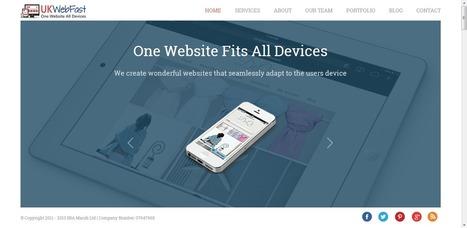 Cheltenham Website Designers, Best web Developers in Cheltenham | Responsive Web Design uk | Scoop.it