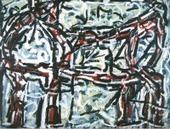 Expo Œuvres sur papier : Jean Paul RIOPELLE - Galerie Maeght | Les Automatistes | Scoop.it