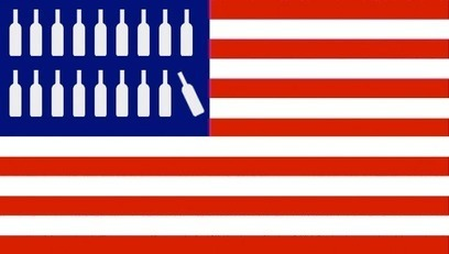 Les Américains : premiers consommateurs de vin dans le monde. | IntotheWine.fr | Wine and Co | Scoop.it