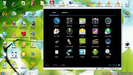 Comment installer Android 4 sur PC (VirtualBox) ! | Geeks | Scoop.it