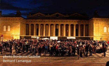 Première Nuit debout à Bordeaux | Bordeaux Gazette | Scoop.it