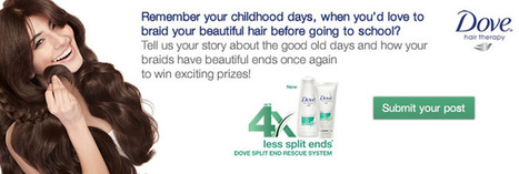 Dove Rescues You From Split Ends [Social Media Case Study] | Business 2 Community | BEAUTY + SOCIAL MEDIA | Scoop.it