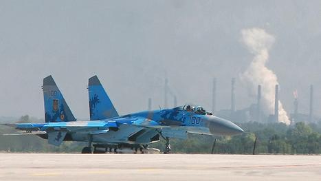 Russia allows Ukrainian surveillance flight to confirm no troops near ...   Ukraine  Crisis   Scoop.it