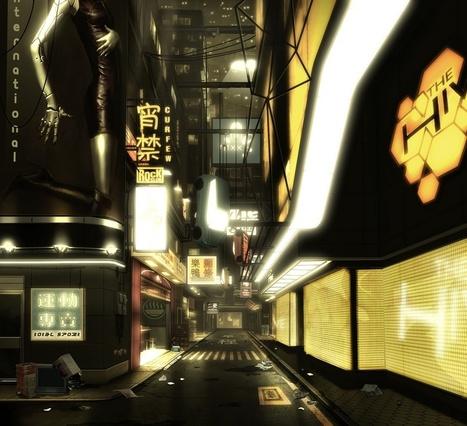 Deus Ex: Human Revolution - Director's Cut review: all tomorrow's parties | #Technology | Scoop.it