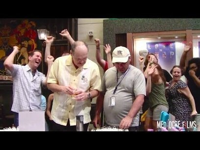 Dancing Behind People on a Cruise Ship 2014 | Marketing | Scoop.it