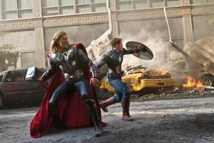 DC Comics vs. Marvel: Super Films or Super Flops? – Main | Superhero Films | Scoop.it