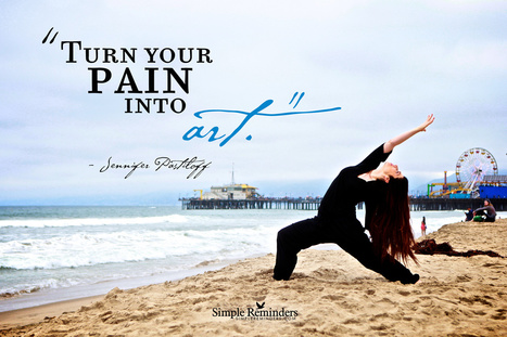 Turn Your Pain Into Art | Living Business | Scoop.it