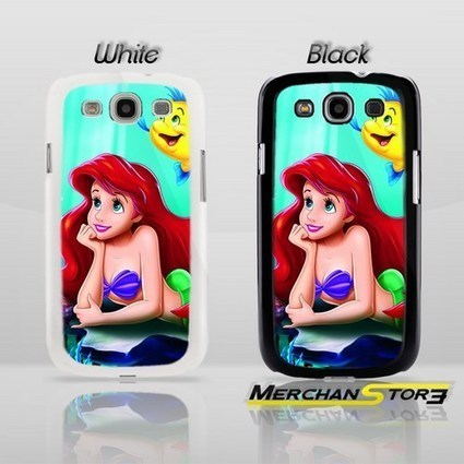 Ariel The Little Mermaid Samsung Galaxy S3 Case | Samsung Galaxy S3 Case | Scoop.it