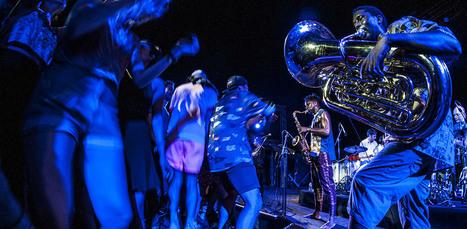 Au Worldwide festival, le jazz tordu dans tous les sens… | Quatrième lieu | Scoop.it