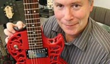 Pretty Soon, You Can 3D Print Your Own Guitar | Machinimania | Scoop.it