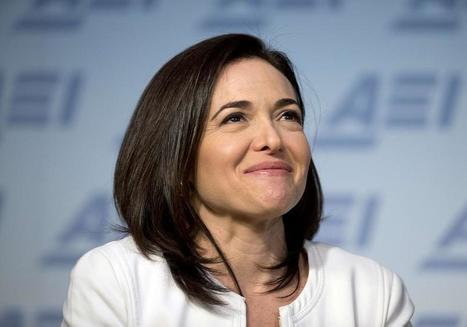 Sheryl Sandberg : son livre pour survivre à un deuil  - Elle | Mort et Deuil | Scoop.it