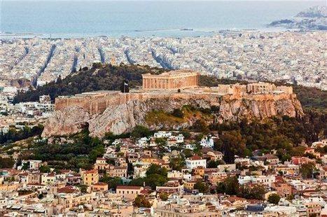 La Acrópolis de Atenas | Mundo Clásico | Scoop.it