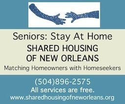 Advertiser's Message: Learn more about Shared Housing of New ... | Aging in 21st Century | Scoop.it