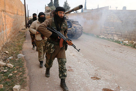 US-trained Division 30 rebels 'betray US and hand weapons over to al-Qaeda's affiliate in Syria' | Upsetment | Scoop.it