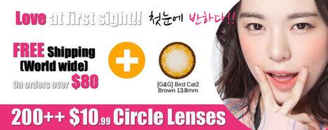 Circle Lenses | Circle Lenses | Scoop.it