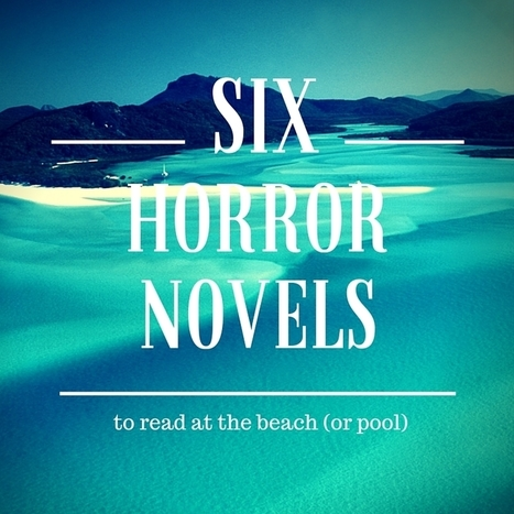 Over at Kirkus: Hex and Other Summer Horror Reads | The Book Smugglers | Young Adult Novels | Scoop.it