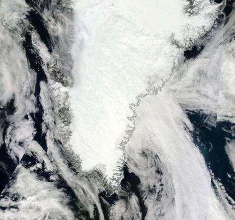 Temperatures over Greenland Fast Approaching 400,000 Year High, Risk 15-19 Feet of Additional Sea Level Rise | GarryRogers Biosphere News | Scoop.it