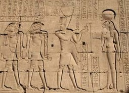 Shu and Tefnut – Air & Mist   Kingdom of Divinities- El Reino de Divinidades   Scoop.it