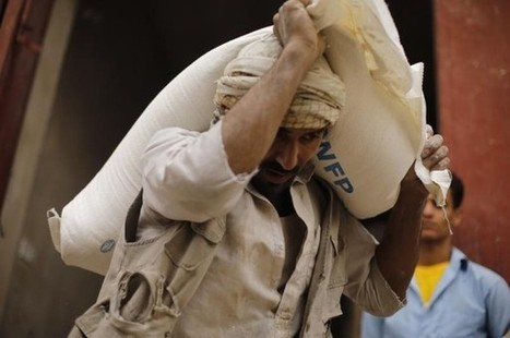 Political conflicts worsening Yemen food security - UN agency   Sustain Our Earth   Scoop.it