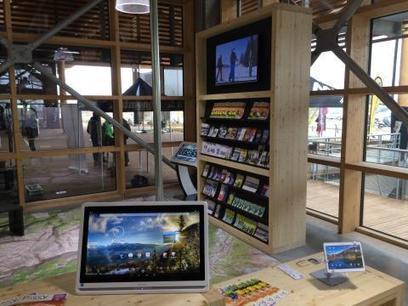 L'OT de Passy ouvre une antenne chez Mountain Store | ActuMontagne | Animation Numérique de Territoire | Scoop.it