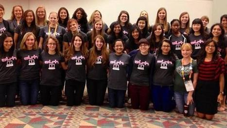Hewlett-Packard Grants Scholarships To 11 Female Cyber-Security ... | Information Security | Scoop.it