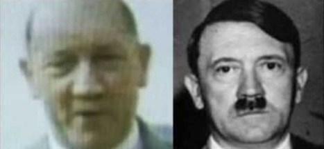 Le meilleur de l'actualité: De nouveaux documents déclassifiés du FBI confirment qu'Hitler a pu fuir en Argentine | Toute l'actus | Scoop.it