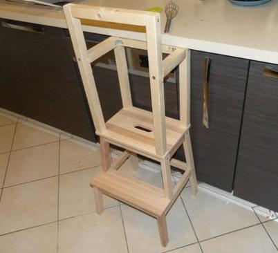 [Coup de ♥] Fabrication d'un tabouret pour enfant par Squal69 sur le #CDB | Best of coin des bricoleurs | Scoop.it