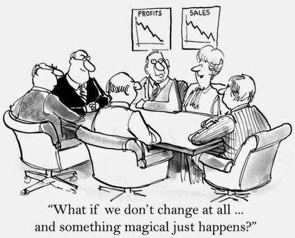 Top 5 change management comic strips | Change management | Scoop.it