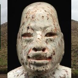 Examination of Olmec offering from La Venta | Ancient cities | Scoop.it