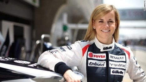 Can Women Compete in Formula 1? A Science Perspective - Badger GP | Motorsport & Cars | Scoop.it