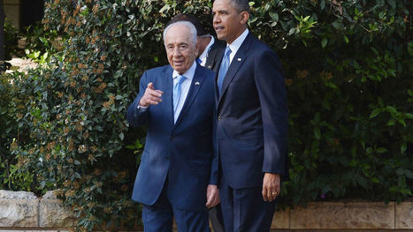 Death of Israel's Peres: He won a Nobel prize but his Middle East peace dream remained elusive | Africa : Commodity Bridgehead to Asia | Scoop.it