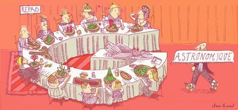 Le Repas Gastronomique des Francais | #Langues, #cultures, #Culture organisationnelle,  #Sémiotique,#Cross media, #Cross Cultural, # Relations interculturelles, # Web Design | Scoop.it