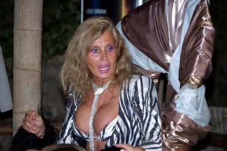 Maurizia Paradiso ruba l'incasso del Sexy Party ... - Gossip Fanpage   QUEERWORLD!   Scoop.it