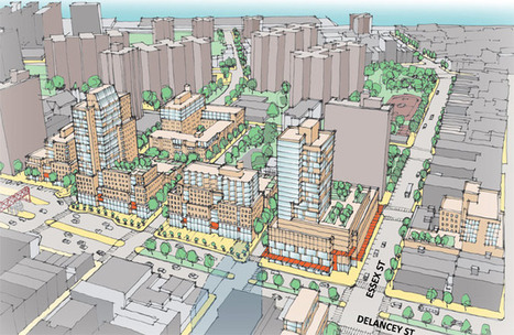 LES Gets More: mixed-use urban renewal  in Manhattan | green streets | Scoop.it