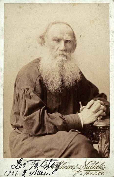 The Demands of Reason and Love: Leo Tolstoy on Human Nature | Spiritual Sustenance | Scoop.it