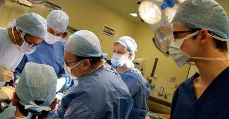 Groundbreaking Surgical Procedure Uses 3D Printing to Repair Injuries [VIDEO] | Veterans | Scoop.it