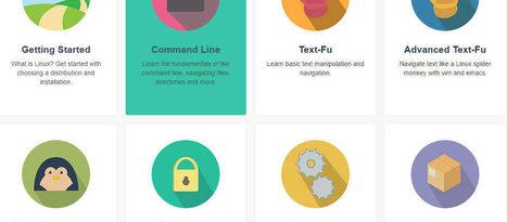 Verkkosivusto opettaa Linuxin käytön kädestä pitäen – Mikrobitti | Tablet opetuksessa | Scoop.it