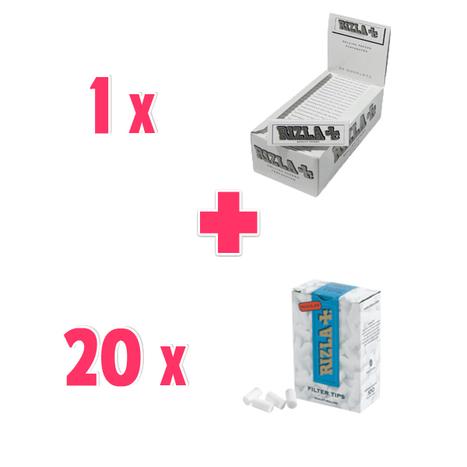Promo Cartine Rizla Bianche + Filtri Rizla Regular | Promozioni Fumatori | Scoop.it