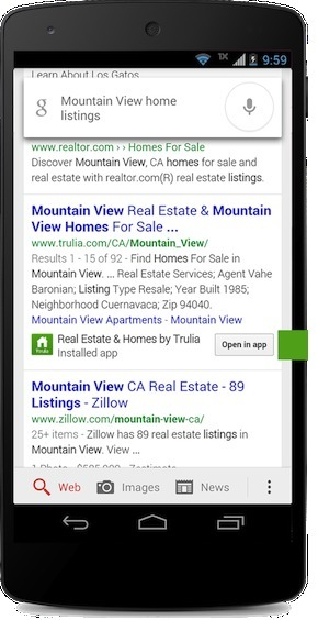Android App content can index by google   Ryt Click   Social Media Marketing Internet marketing analysis   Scoop.it